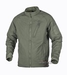 WOLFHOUND Jacket Helikon - Climashield Apex 67g - Alpha Green