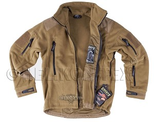 Helikon-Tex Liberty Fleece Jacket Coyote