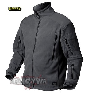 Helikon-Tex Liberty Fleece Jacket Shadow Grey
