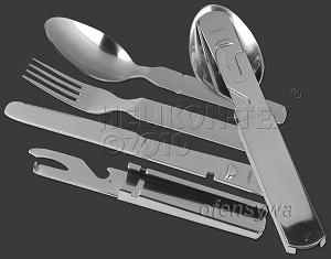 Mess Kit BW