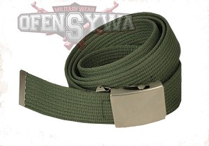 Universal cotton oliv belt