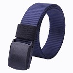 Belt universal 3,8 cm - Navy Blue