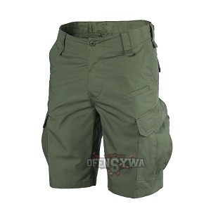 Shorts CPU HELIKON Olive Green
