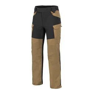 Helikon-Tex HYBRID OUTBACK PANTS - Coyote / Black
