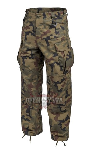 SFU NEXT Helikon-Tex Trousers RipStop - Polish Woodland