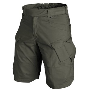 "Helikon-Tex UTK RipStop Taiga Green 11 ""short pants"