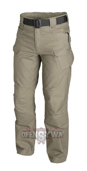UTP,UTL Pants Helikon-Tex PolyCotton Canvas - Beige/Khaki