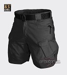 URBAN TACTICAL SHORTS  Ripstop Black 8,5