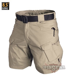 URBAN TACTICAL SHORTS Ripstop Beige-Khaki 8,5""
