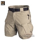 URBAN TACTICAL SHORTS Ripstop Beige-Khaki 8,5