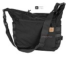 BUSHCRAFT SATCHEL Bag Helikon- Cordura - Black