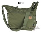 BUSHCRAFT SATCHEL Bag Helikon- Cordura - Olive green
