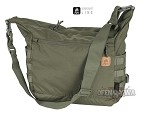 BUSHCRAFT SATCHEL Bag Helikon- Cordura - Adaptive Green