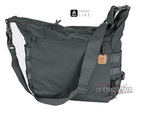 BUSHCRAFT SATCHEL Bag Helikon- Cordura - Shadow Grey