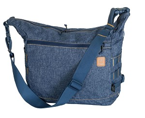 BUSHCRAFT SATCHEL Bag Helikon-tex - Melange Blue