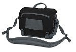 Helikon-Tex URBAN COURIER BAG Medium -Black / Shadow Grey