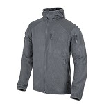 Helikon-Tex Alpha Tactical HOODIE Grid Fleece - Shadow Grey