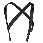 Helikon-tex FORESTER suspenders - Black
