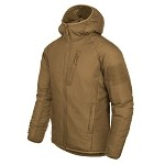 Helikon-Tex Jacket WOLFHOUND Hoodie Climashield Coyote