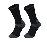 Trekking Socks MID Comodo TRE3 - Black-grey