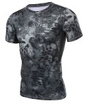 T-shirt thermoactive,quick-drying -Snake Typhon
