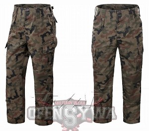 Combat Uniform Pants WZ 2010 Polish woodland