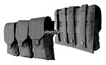 Triple Rifle Mag Pouch M/4,M/16 black